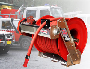 Firedog Fire Fighting Hose Reel