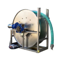 CIP Tank Cleaning Hose Reel Systems