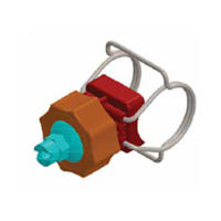 Adjustable clamp nozzle assembly - Mark 1